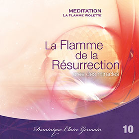 CD de méditation La Flamme de la Résurrection