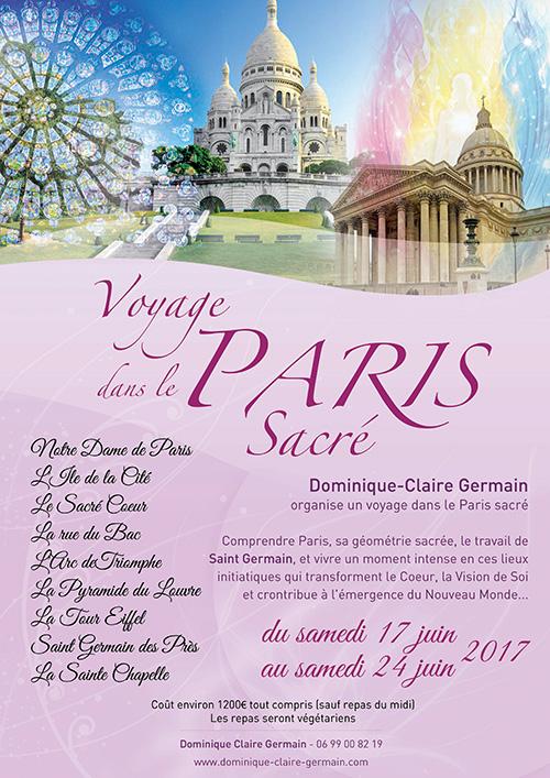Voyage dans le Paris sacré